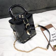 Известный бренд Бриллиантовая коробка сумки Мини Куб бренд оригинальный дизайн сумка через плечо для женщин сумки через плечо(Китай)
