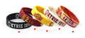5pcs top quality silicone sport wristband with Kyrie Irving Head portrait basketball sport bracelet energy bangle