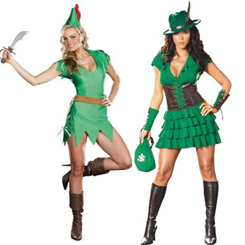 Sexy peter pan costumes speaking