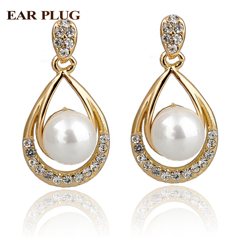 Aliexpress.com : Buy New Fashion Statement Earrings For ...