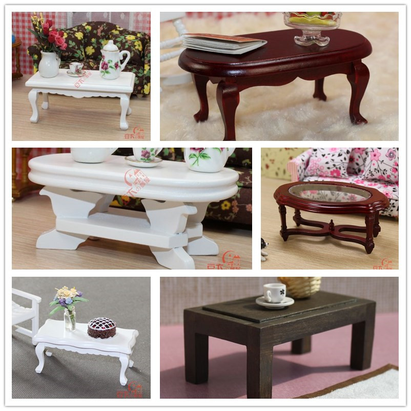 Cheap Furniture Free Delivery: Free Shipping 2014 Fashion Cheap 1/12 Doll House Dollhouse