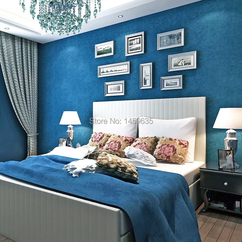 Bedroom Wallpaper Ideas Creative Bedroom Blue Wall Designs Dallas Cowboys Bedroom Paint Ideas Bedroom Interior Design Ideas India: Kiến Trúc Việt-Vietnam Architecture: DEEP BLUES IN THE DEN