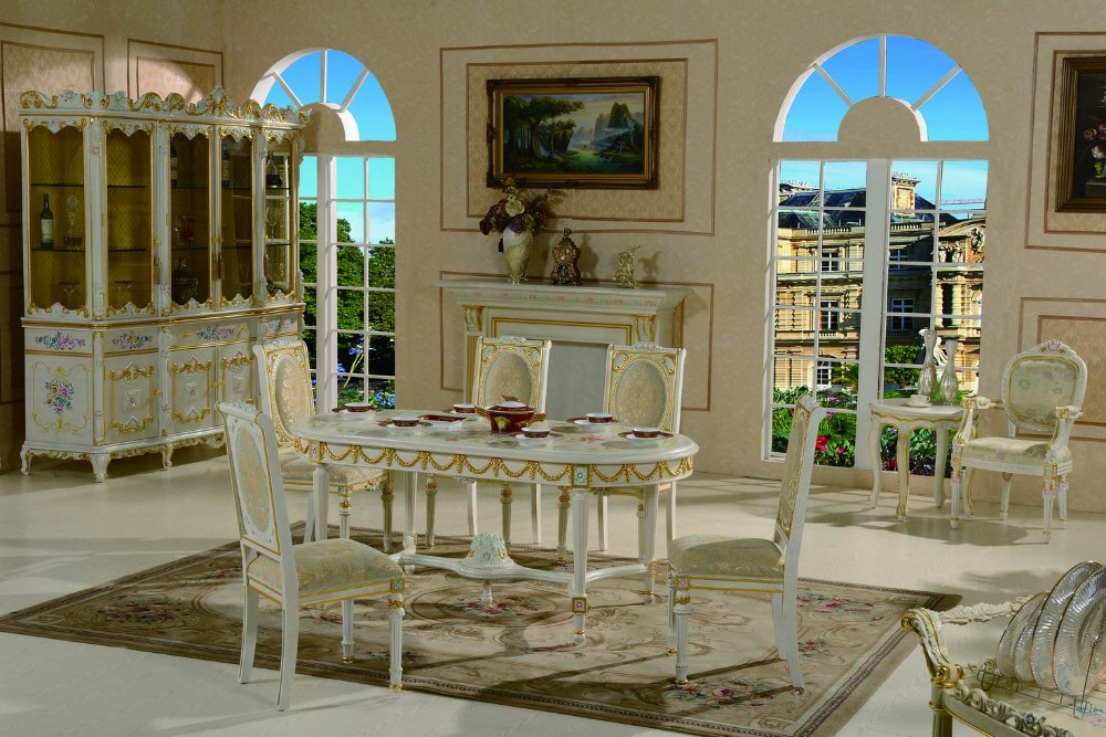 Italian Style Dining Room Furniture Italian Furniture Made