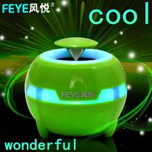 Free shipping new russia FongYue F-158, wind notebook audio desktop computer USB glow mini portable subwoofer speaker