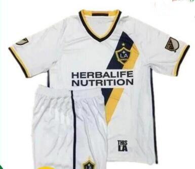 size 40 8bde7 245a9 la galaxy youth white soccer jersey   PT. Sadya Balawan