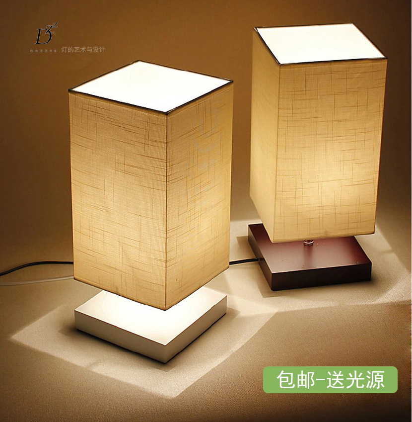 Aliexpress Com Buy Modern Brief Table Lamps For Bedroom