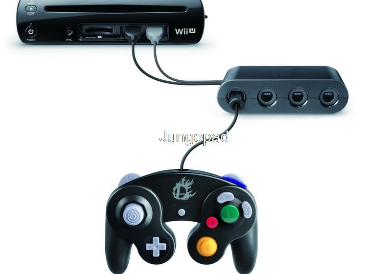can you play Wii games on the gamepad? - Wii U