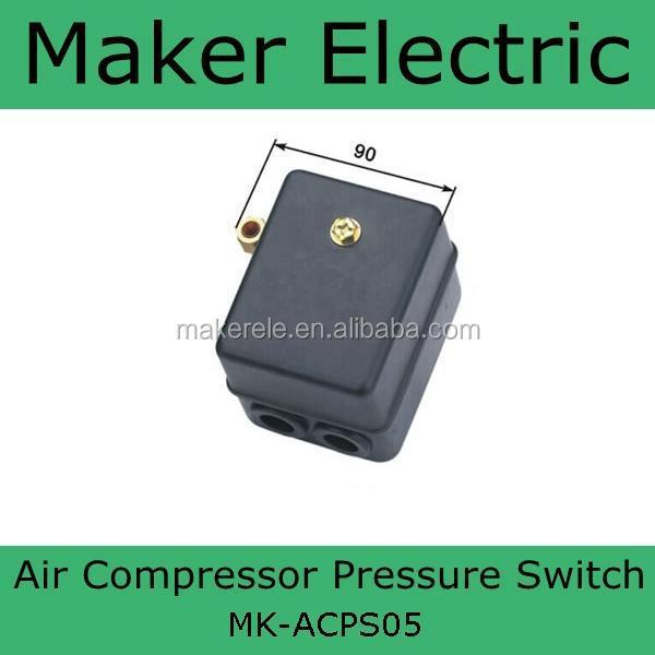 Adjustable Air Pressure Switch Air Compressor Mk Acps05