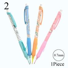 Милый Kawaii Moon Star пластиковый механический карандаш креативные небесные автоматические ручки для детей, школьные принадлежности, корейские ...(Китай)