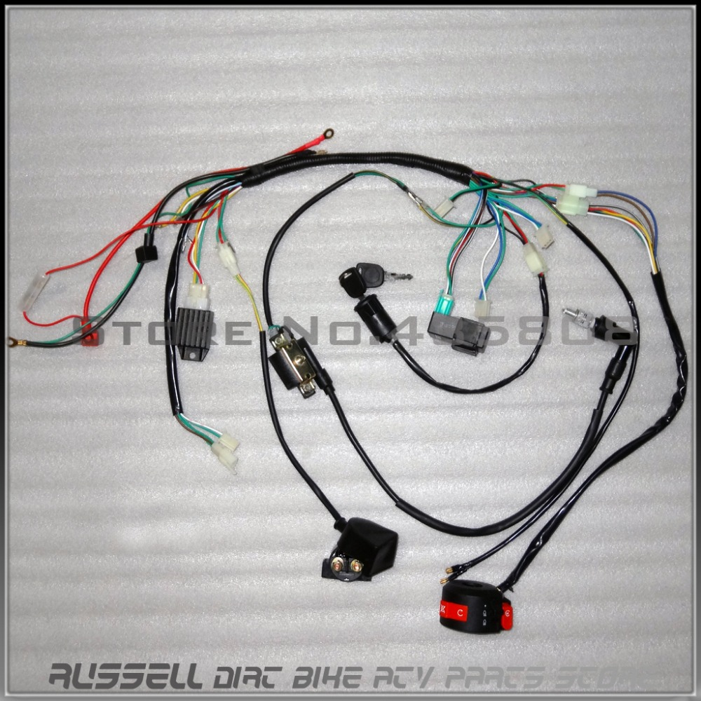 Diagram New Racing Cdi Wiring Diagram Chinese Atv Wiring Diagrams New