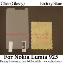 Clear Glossy LCD Screen Protector Guard Cover Protective Film Shield For Nokia Lumia 925 925T N925 925.2