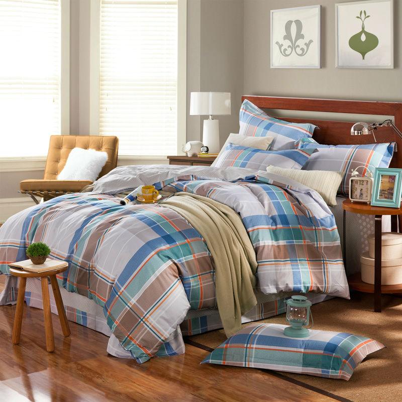 Popular Orange And White Striped Comforter Buy Cheap