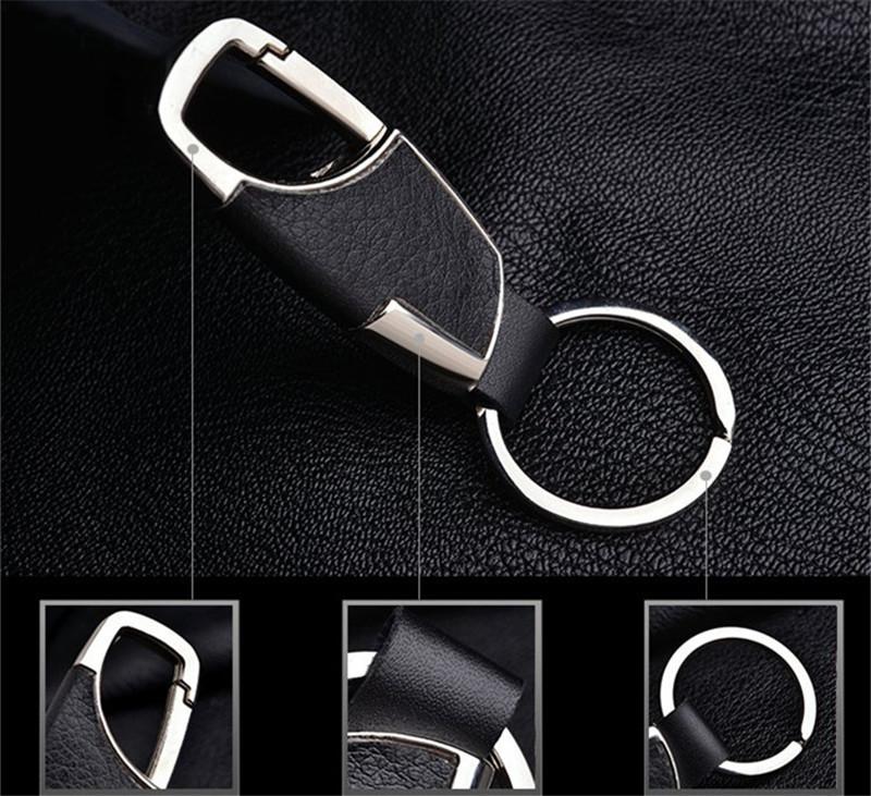 luxury car keyrings  Wholesale 2015 Fashion Brand Leather Keychain Men Luxury Car ...