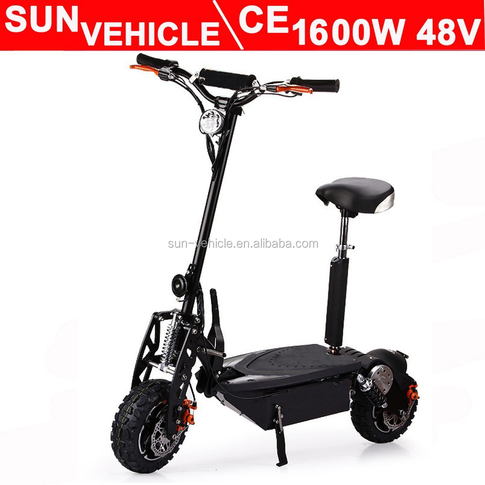 Electric Adult Scooter 43