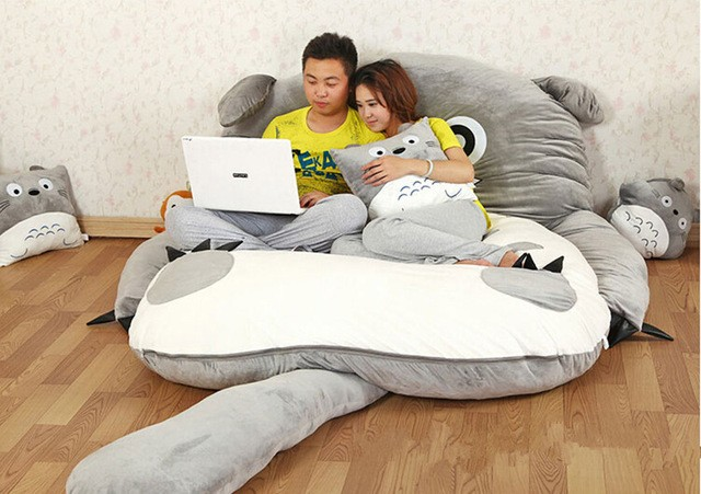 Compra Totoro Cama Online Al Por Mayor De China