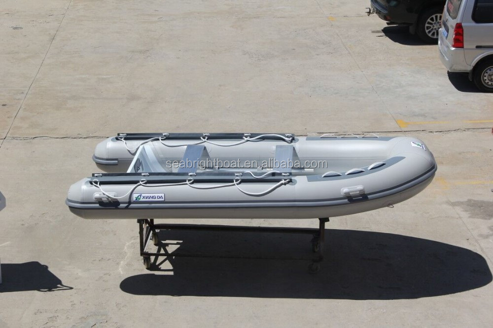 Aluminum Hull Material And Outboard Engine Type Pvc Or