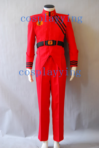 Red Uniform Jacket 62
