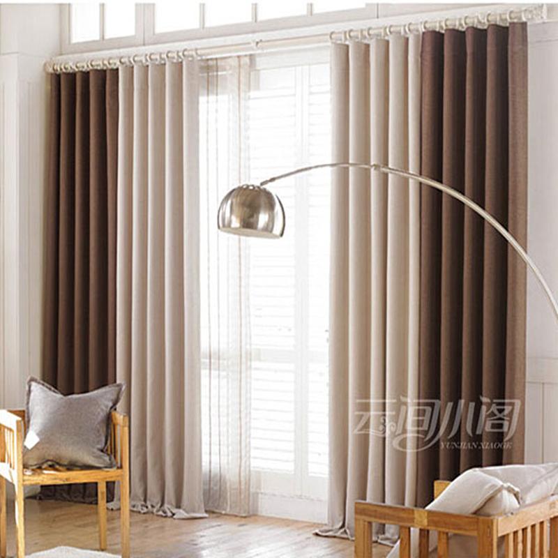 rideaux salle sejour 15 idees magnifiques accueil design et mobilier. Black Bedroom Furniture Sets. Home Design Ideas