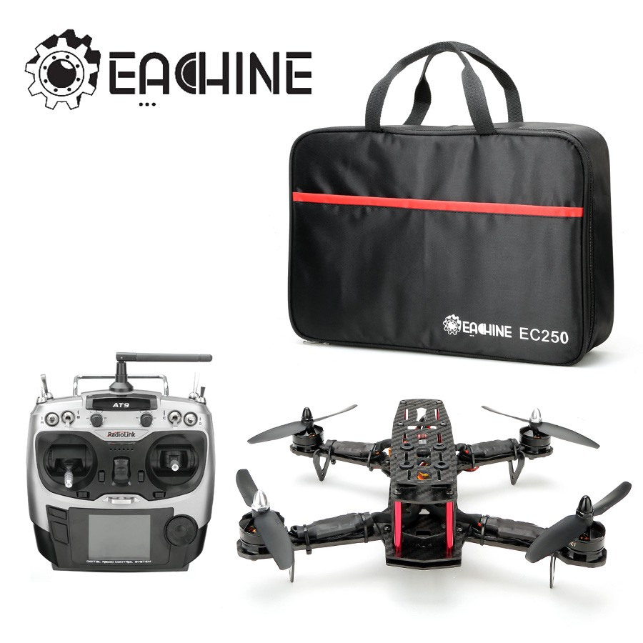 Eachine EC250 Racer Drone With RadioLink 2.4G 9CH AT9 Transmitter R6D CC3D RTF