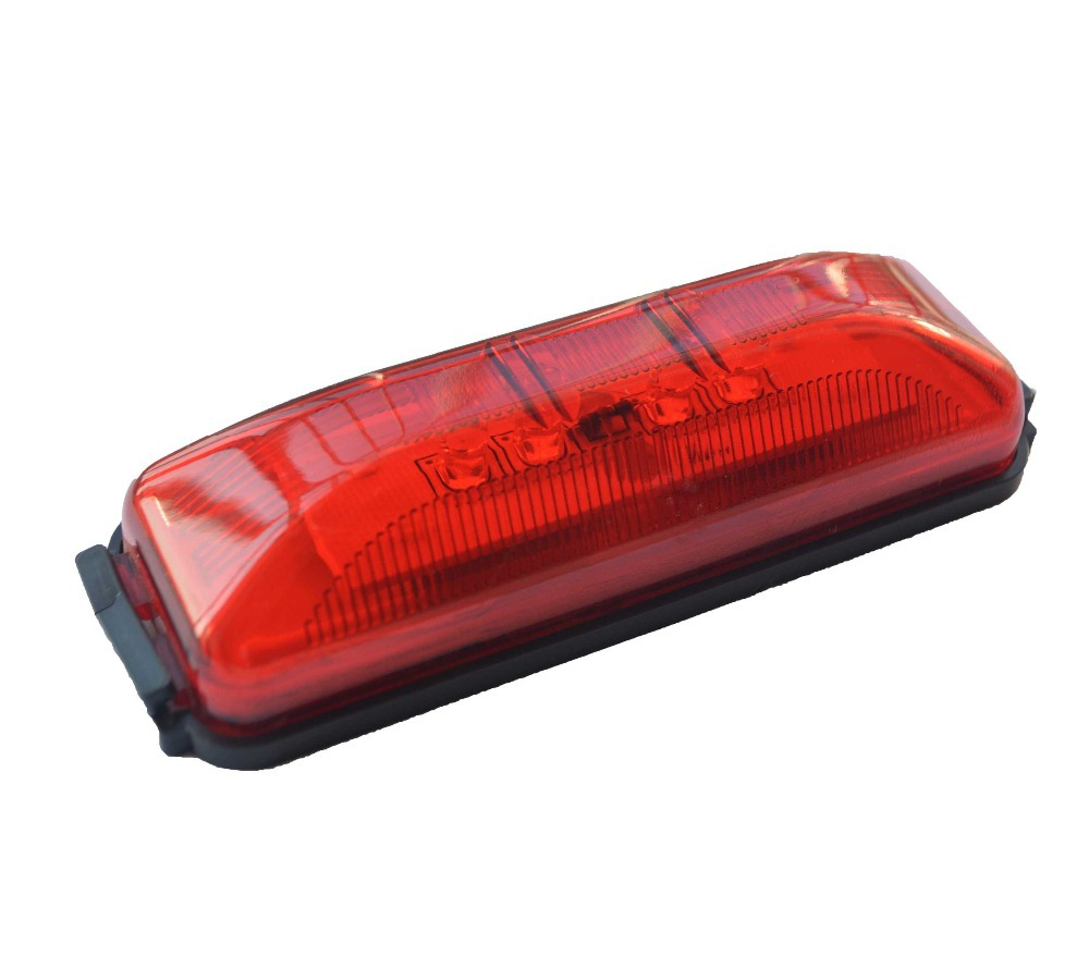 Free Shipping 2 12v 24v 4 Quot Led Trailer Clearance Side
