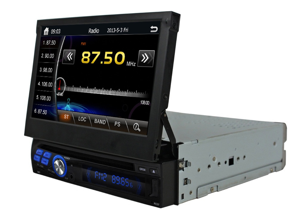 Popular 1 Din Touch Screen Car Stereo-Buy Cheap 1 Din