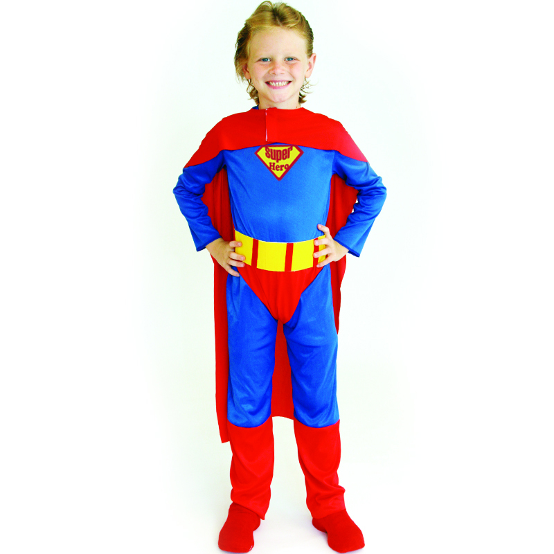Kids Who Dress Up As Superheroes Have One Major Thing in Common According to a new study, kids who like to dress up as superheroes have one major thing in common Posted by Babble on Friday.