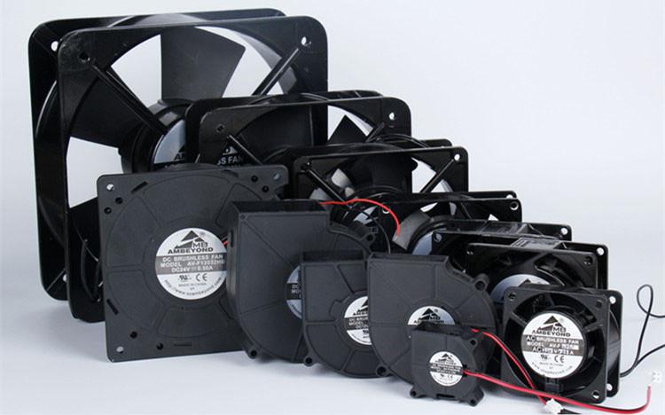 Ball Bearing Cooling Fan 60x60x25mm 6025 Dc Fan Cpu Cooler