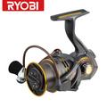 Free shipping 100 original japan ryobi wheel spinning fishing reel slam 6BB 5 1 1 carretes