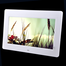 10.1 inch Digital Photo Frame HD TFT-LCD Full-view porta retrato electronic Alarm Clock Slideshow Calendar MP3 MP4 Movie Player