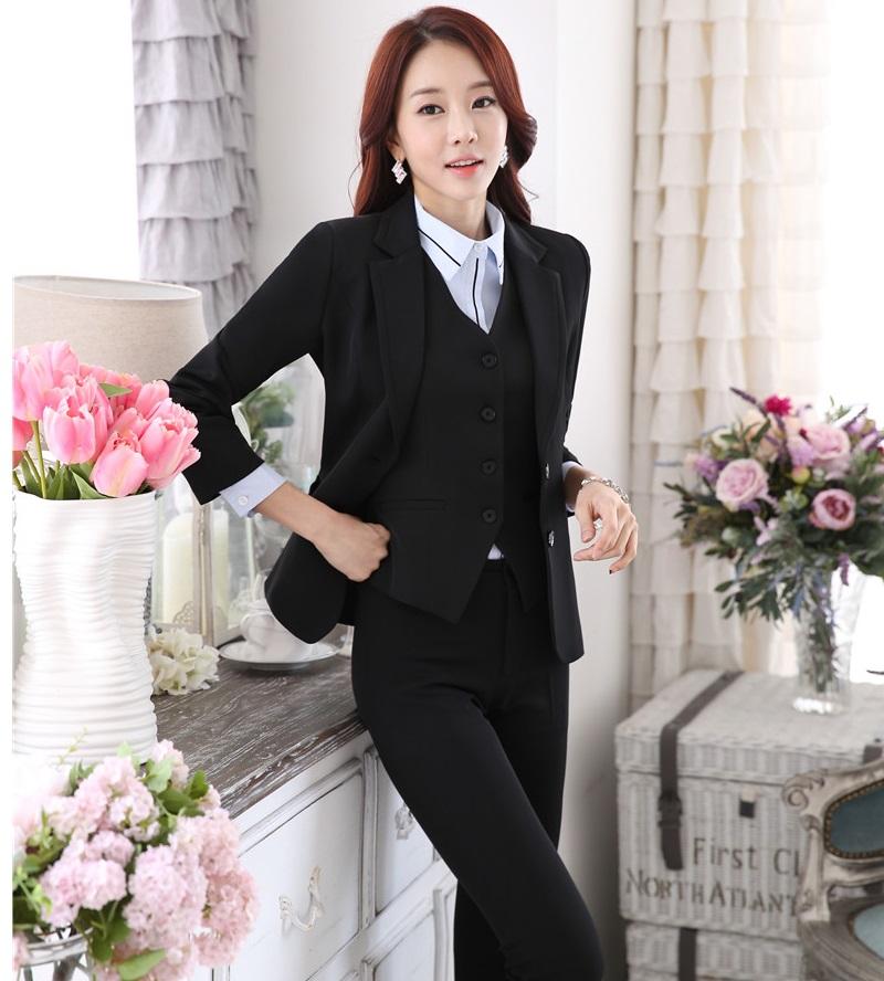 Compra Señoras formales trajes online al por mayor de