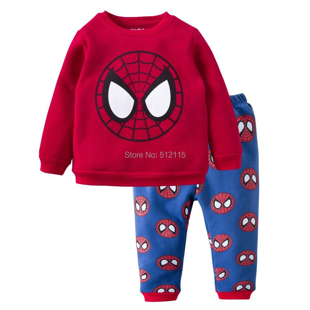 Winter Pajamas For Boys Breeze Clothing
