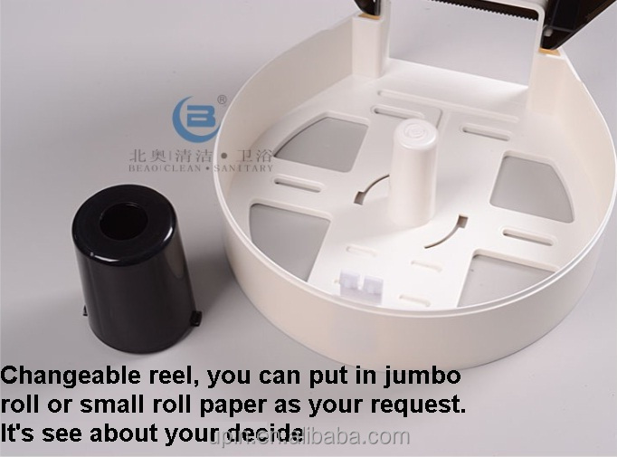 Zp 3011b Toilet Wall Mounted Big Roll Tissue Paper