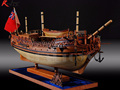 RealTS The classic warships model kits 1 30 HMS Royal Caroline 1749 wood battle ship British