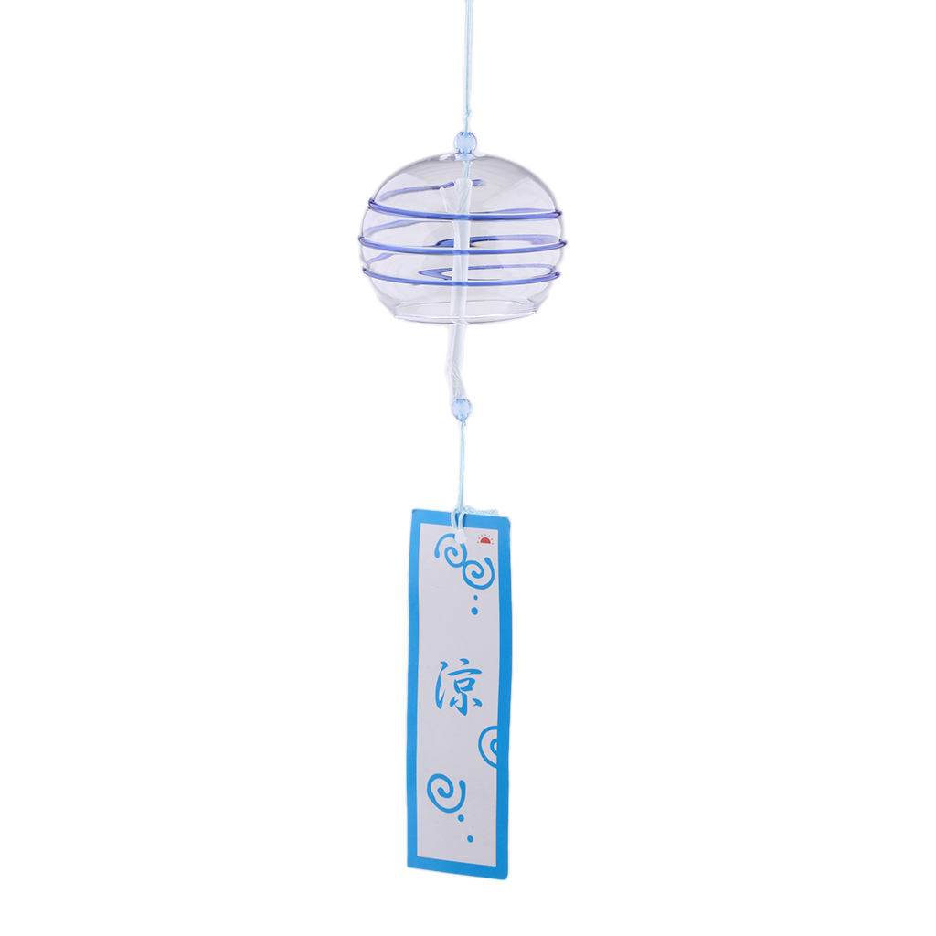 Buy japanese chinese glass wind chime vintage style japanese flora cherry blossom online