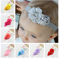 SALE USA Hot Selling Newborn Baby Safe Hair Accessories Hand Made Pearl Children Headband Toddler Kids