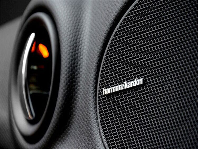 Harman Kardon Car Audio: Harman Kardon Car Sticker Aluminum Badge 3D Speaker Stereo