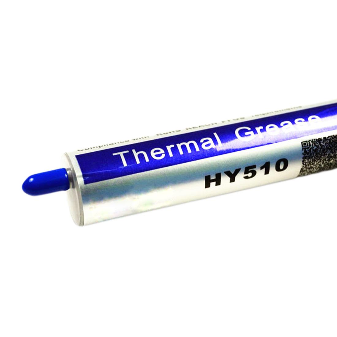 acheter 30g gris compos de silicone thermique aiguille conductrice p te de graisse radiateur. Black Bedroom Furniture Sets. Home Design Ideas