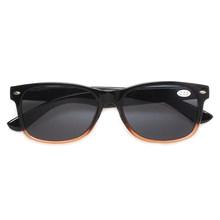 Ретро очки для чтения солнцезащитные очки мужские и женские весенние петли классические оправы для очков качественные очки для чтения(China)