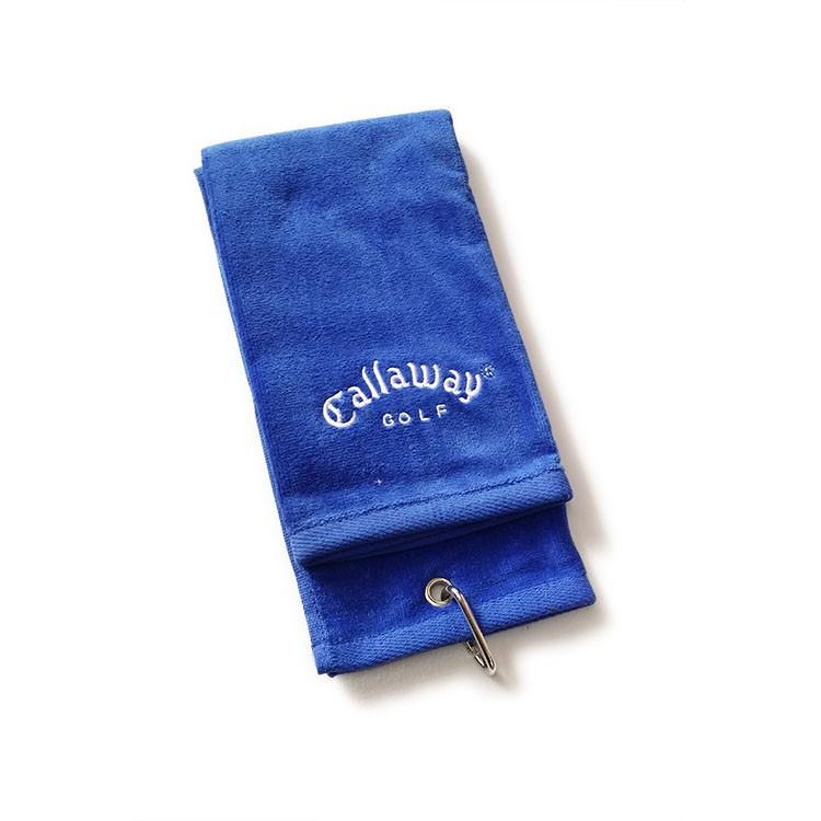 Wholesale Personalized Microfiber Waffl Weav Golf Towel