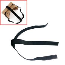 Hot Selling DIY Head Mount Strap For Google Cardboard vr Virtual Reality 3D Glasses B31121