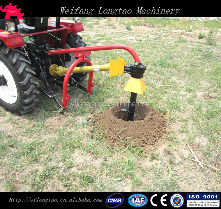 Tractor hook up