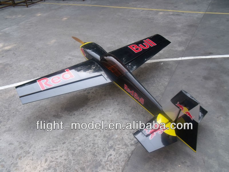 New Balsa Wood Aeroplane Model Edge 540 26 30cc F0131 Rc