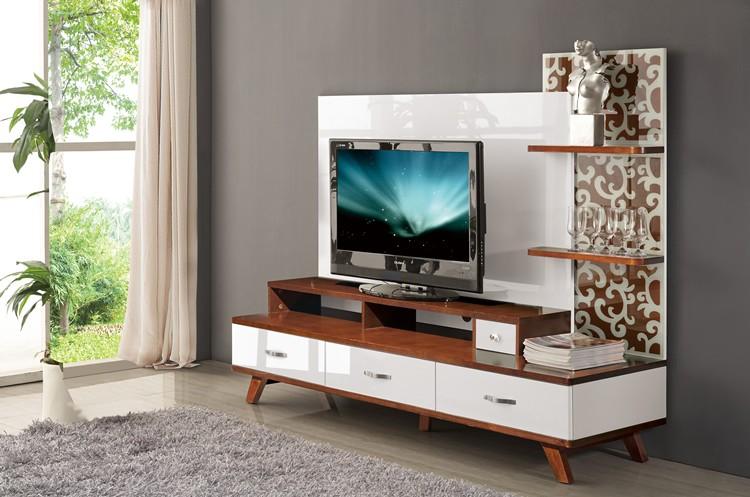 Зои Ed101 Европа деревянная мебель для гостиной ТВ Стенд