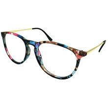 1x бифокальные очки для чтения Oversize читателей мужские женские классические D Форма бифокальные Longsighted очки черный роговой оправе(Китай)