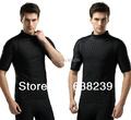 Big Size Men s Sharkskin Swimwear Fastskin Shark Skin Rash Guard Diving Suit for Snorkeling Swimming
