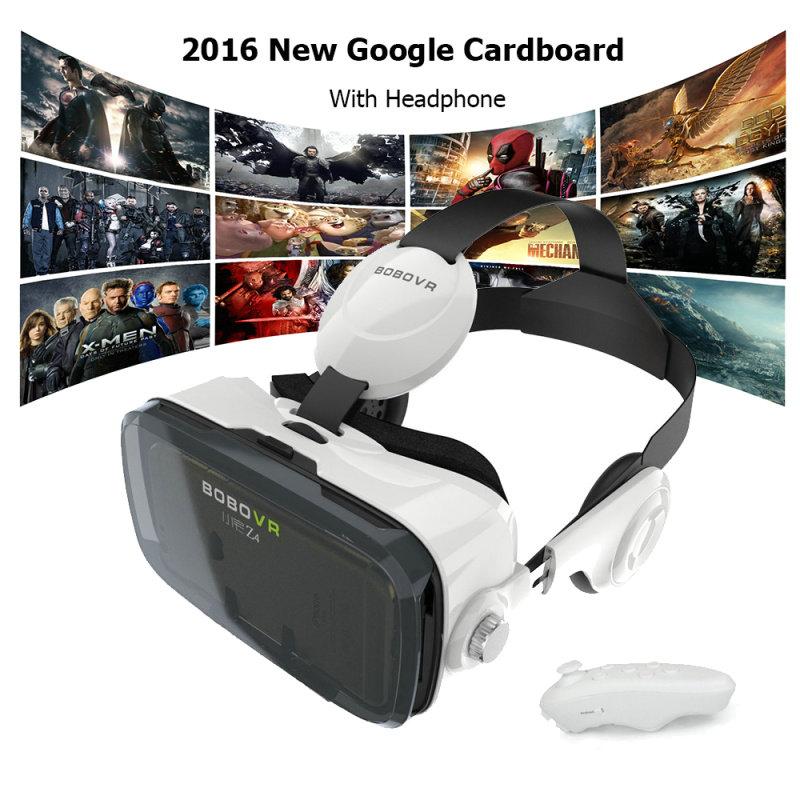 Image result for BOBO VR Z4 Virtual Reality