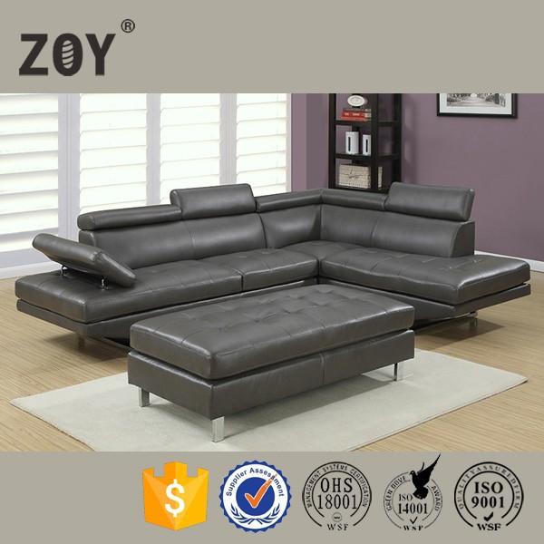 moderne leder wohnzimmer ecksofa wohnm bel l form sofa abdecken f r wohnzimmer zoy 97820. Black Bedroom Furniture Sets. Home Design Ideas