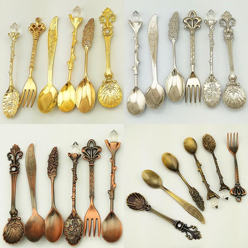 Vintage Inspired Home Decor Wholesale: Online Buy Wholesale Vintage Cutlery From China Vintage