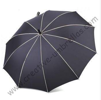 10 К umbrellas' ребра, трубопроводов, профессиональных решений зонтики, прямо umbrellas.10mm вал металла и рифленая ребра металла, автоматически открывать