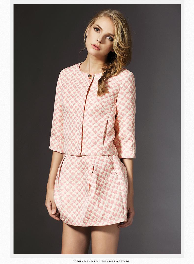 high fashion designer brands 2015 new women office suits ...